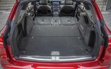 Mercedes-Benz E 220 d Estate extended boot space