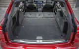 Mercedes-Benz E 220 d Estate extended boot space