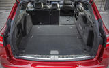 Mercedes-Benz E 220 d Estate boot space