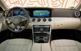 Mercedes-Benz E-Class Coupe E 220 d 4Matic interior