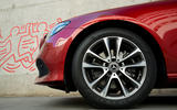 Mercedes-Benz E-Class Coupe E 220 d 4Matic front left wheel alloy