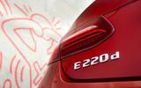 Mercedes-Benz E-Class Coupe E 220 d 4Matic E 220 d badge
