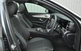 Mercedes-Benz E 350 d interior