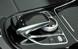 Mercedes-Benz E 350 d infotainment controller