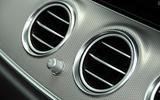 Mercedes-Benz E 350 d air vents