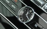 Mercedes-Benz E 350 d analogue clock