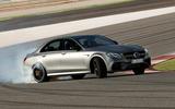 Mercedes-AMG E63 S