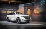 Mercedes-Benz EQC launch