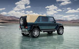 Mercedes-Maybach G650 Landaulet to act as swansong to current G-Class