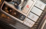 Mercedes-Benz G 500 dynamic controls