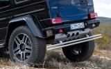 Mercedes-Benz G 500 4x4 rear mud guard
