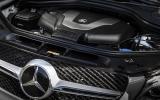 3.0-litre Mercedes-Benz GLE Coupé diesel engine