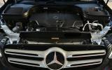 Mercedes-Benz GLC 220 d engine bay