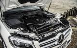 2.1-litre Mercedes-Benz GLC diesel engine