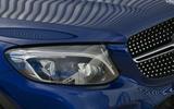 2017 Mercedes-AMG GLC 43 Coupe