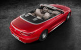 Mercedes-Maybach S650 Cabriolet unveiled at LA motor show