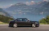 Mercedes-Benz S400d 4Matic side profile