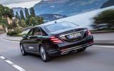 Mercedes-Benz S400d 4Matic rear