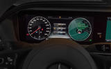 Mercedes-Benz S400d 4Matic virtual instrument cluster