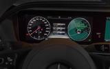 Mercedes-Benz S400d 4Matic virtual instrument cluster