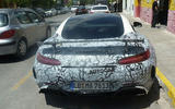 2020 Mercedes-AMG GT Black Series spyshots