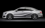 Mercedes-Benz A-Class saloon as imagined by Autocar