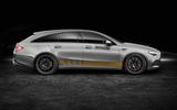 Mercedes CLA render