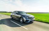 Mercedes-Benz E-Class road test