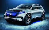 Mercedes EQ C concept