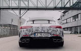 Mercedes-AMG GT 73 preview - rear