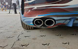 Mercedes-AMG A45 S exhaust