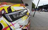Mercedes-AMG A45 S headlights