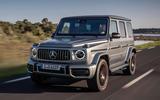 Top 10 super SUVs Mercedes-AMG G 63