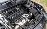 2.0-litre Mercedes-AMG GLA 45 engine