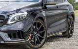 20in Mercedes-AMG GLA 45 alloy wheels