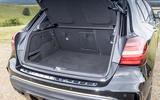 Mercedes-AMG GLA 45 boot space