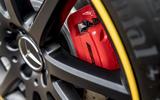 Mercedes-AMG GLA 45 brake calipers