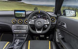 Mercedes-AMG GLA 45 dashboard