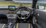 Mercedes-AMG GLA 45 dashboard