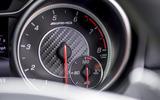 Mercedes-AMG GLA 45 instrument cluster
