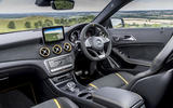 Mercedes-AMG GLA 45 interior