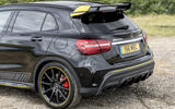 Mercedes-AMG GLA 45 rear end