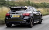 Mercedes-AMG GLA 45 rear