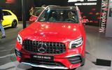 2020 Mercedes-AMG GLB25 - static front