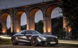 4-star Mercedes-AMG GT C