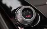 Mercedes-AMG GT C dynamic controls