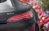 Mercedes-AMG GT C rear LED lights