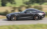 Mercedes-AMG GT C side profile