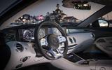 Mercedes-AMG S63 Cabriolet interior