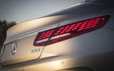 Mercedes-AMG S63 Cabriolet rear LED lights